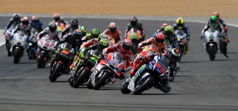 Competitors Gear Up for the 2017 MotoGP Season